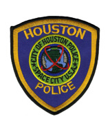 Houston Police Department Badge