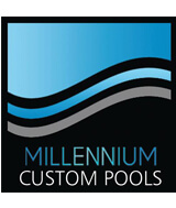 Millennium Custom Pools Logo